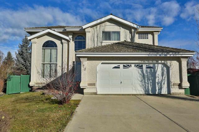 720 Blackwood Crescent, Edmonton, AB T6W 1B3 (#E4136086) :: The Foundry Real Estate Company