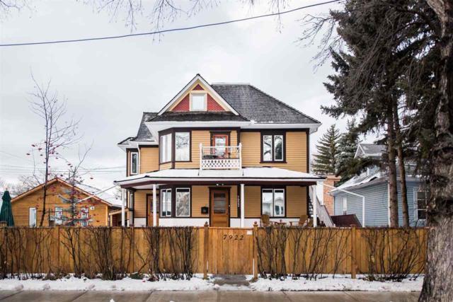 7922 106 Street, Edmonton, AB T6E 4W5 (#E4136228) :: The Foundry Real Estate Company