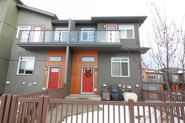97 7503 Getty Gate, Edmonton, AB T5T 4S8 (#E4136254) :: The Foundry Real Estate Company