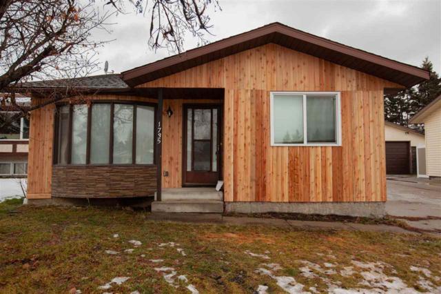 1735 39 Street, Edmonton, AB T6L 3H2 (#E4136309) :: The Foundry Real Estate Company