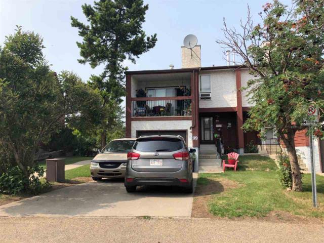 99 Lorelei Close, Edmonton, AB T5X 2E7 (#E4136343) :: The Foundry Real Estate Company