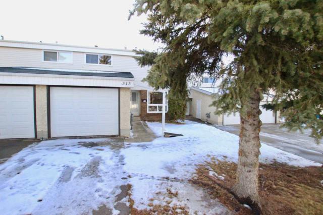 313 Grandin Village, St. Albert, AB T8N 3R6 (#E4136427) :: The Foundry Real Estate Company