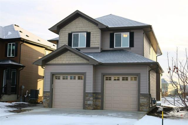 6111 65 Street, Beaumont, AB T4X 2A6 (#E4136536) :: The Foundry Real Estate Company