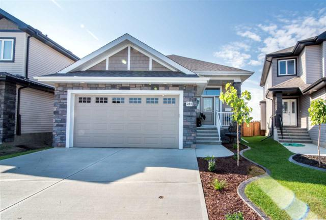 281 Westbrook Wynd, Fort Saskatchewan, AB T8L 0L4 (#E4136541) :: The Foundry Real Estate Company