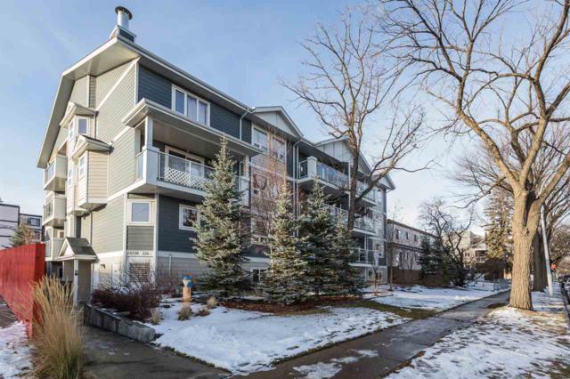 102 10710 116 Street, Edmonton, AB T5H 3M2 (#E4136560) :: The Foundry Real Estate Company