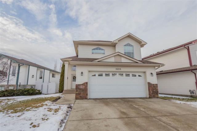 5223 157 Avenue, Edmonton, AB T5Y 2X5 (#E4136644) :: The Foundry Real Estate Company