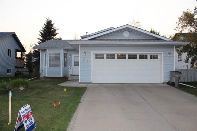 51 Parkview Crescent, Calmar, AB T0C 0V0 (#E4136754) :: The Foundry Real Estate Company