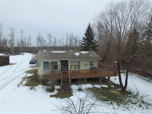 126 55107 Range Road 33, Rural Lac Ste. Anne County, AB T0E 1A0 (#E4136789) :: The Foundry Real Estate Company