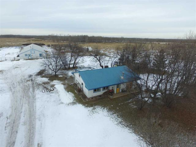 26024 Twp Rd 482, Rural Leduc County, AB T4X 2R2 (#E4136931) :: The Foundry Real Estate Company