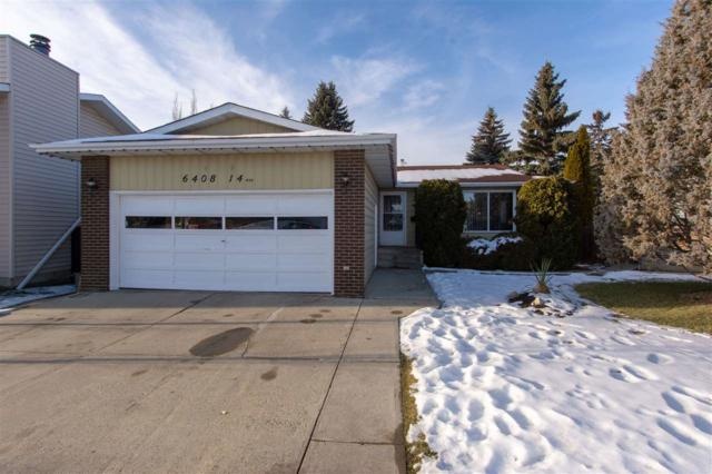 6408 14 Avenue, Edmonton, AB T6L 1S4 (#E4137011) :: The Foundry Real Estate Company