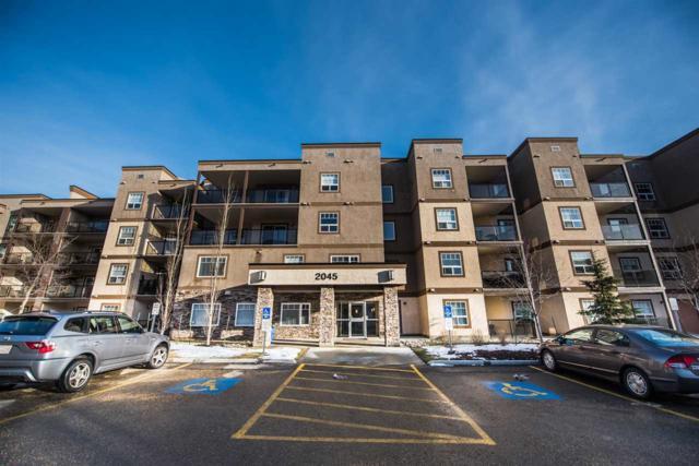312 2045 Grantham Court, Edmonton, AB T5T 3X6 (#E4137029) :: The Foundry Real Estate Company
