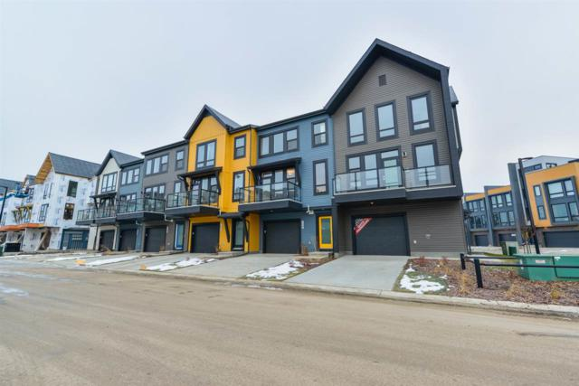 101 1304 Rutherford Road, Edmonton, AB T6W 1M1 (#E4137074) :: The Foundry Real Estate Company