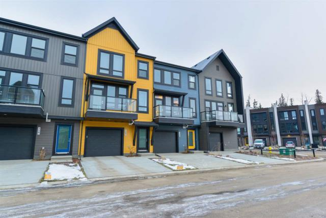 121 1304 Rutherford Road, Edmonton, AB T6W 1M1 (#E4137076) :: The Foundry Real Estate Company