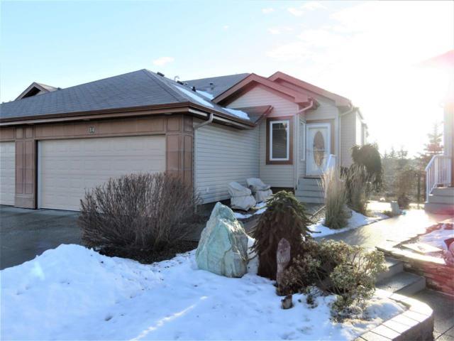 14 2815 34 Avenue, Edmonton, AB T6T 0K7 (#E4137083) :: The Foundry Real Estate Company