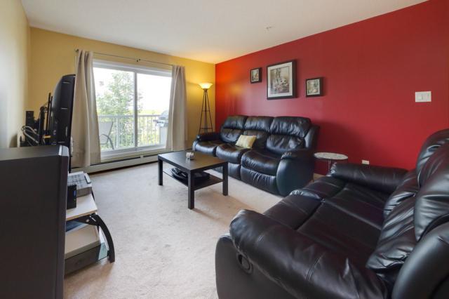 224 9910 107 Street, Morinville, AB T8R 0A3 (#E4137097) :: The Foundry Real Estate Company