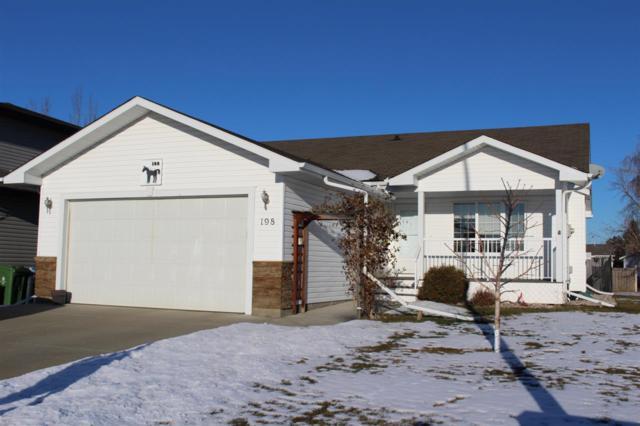 198 Bridgeview Drive, Fort Saskatchewan, AB T8L 0A2 (#E4137102) :: The Foundry Real Estate Company