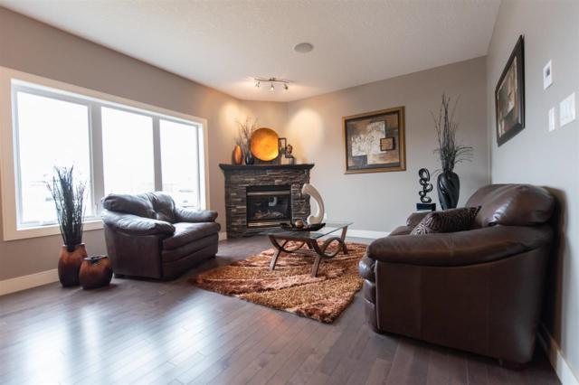 302 Genesis Villa(S), Stony Plain, AB T7Z 0J6 (#E4137131) :: The Foundry Real Estate Company