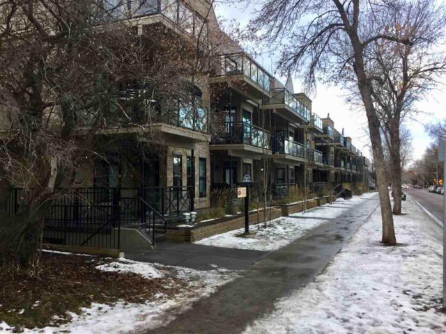 209 10811 72 Avenue, Edmonton, AB T6E 1A4 (#E4137140) :: The Foundry Real Estate Company