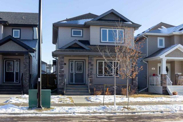 73 Durrand Bend, Fort Saskatchewan, AB T8L 0N1 (#E4137229) :: The Foundry Real Estate Company