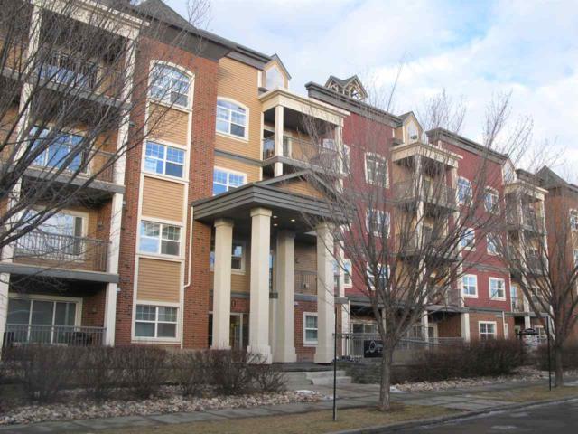308 5280 Terwillegar Boulevard, Edmonton, AB T6R 3T9 (#E4137248) :: The Foundry Real Estate Company