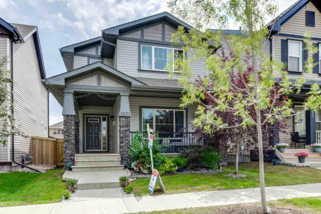 1071 Mcconachie Boulevard, Edmonton, AB T5Y 0P7 (#E4137286) :: The Foundry Real Estate Company