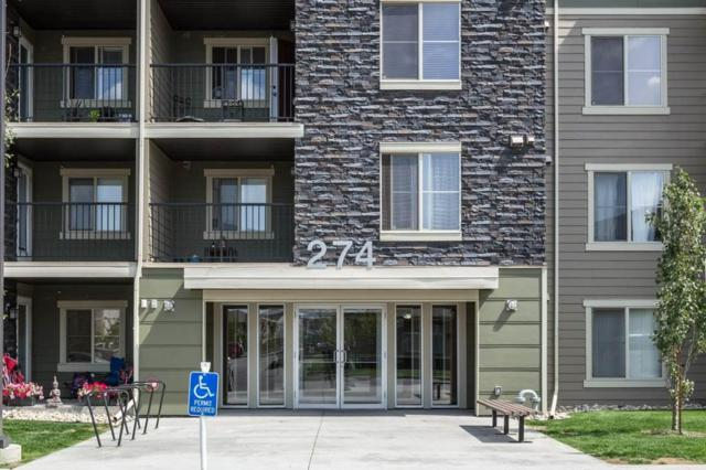203 274 Mcconachie Drive, Edmonton, AB T5Y 3N4 (#E4137362) :: The Foundry Real Estate Company