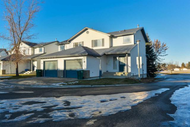 3 Grove Meadow Drive, Spruce Grove, AB T7X 4L9 (#E4137395) :: The Foundry Real Estate Company