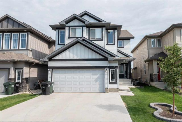 113 Sandalwood Crescent, Sherwood Park, AB T8H 0S4 (#E4137435) :: The Foundry Real Estate Company