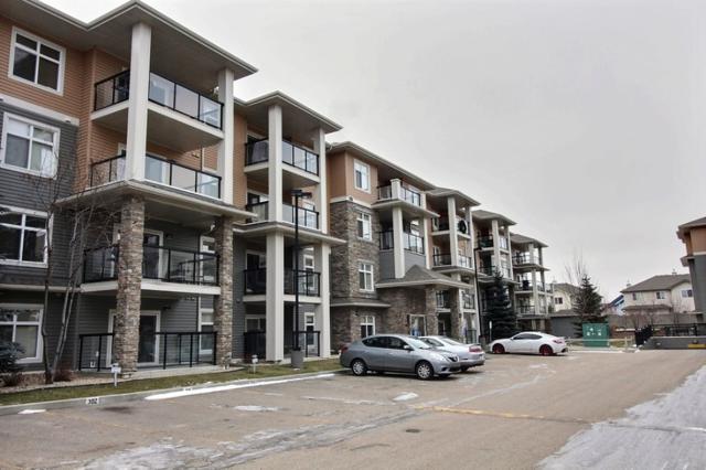 227 11603 Ellerslie Road, Edmonton, AB T6W 0J3 (#E4137509) :: The Foundry Real Estate Company
