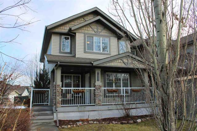 1385 Rutherford Road, Edmonton, AB T6W 1T8 (#E4137524) :: The Foundry Real Estate Company