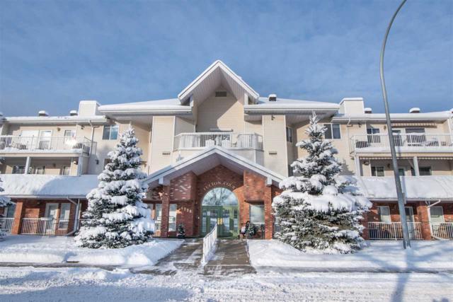 225 6220 Fulton Road, Edmonton, AB T6A 3T4 (#E4137541) :: The Foundry Real Estate Company