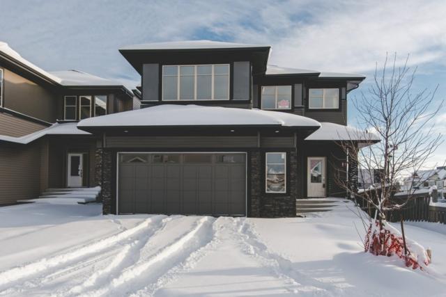 1260 Ainslie Way, Edmonton, AB T6W 3G1 (#E4137580) :: The Foundry Real Estate Company