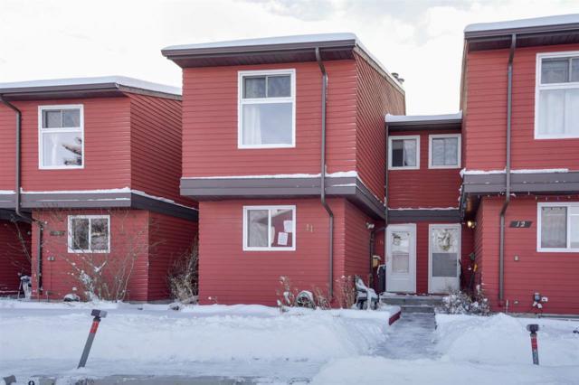 11 4707 126 Avenue, Edmonton, AB T5A 4K4 (#E4137584) :: The Foundry Real Estate Company