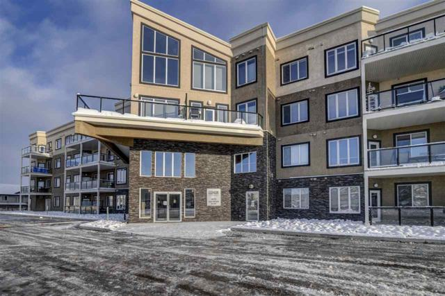 405 4075 Clover Bar Road, Sherwood Park, AB T8H 4R6 (#E4137625) :: The Foundry Real Estate Company