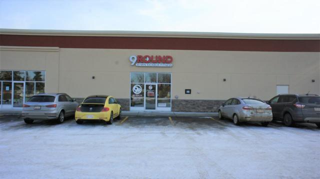 #611 10471 99 AV, Fort Saskatchewan, AB T8L 0V6 (#E4137648) :: The Foundry Real Estate Company