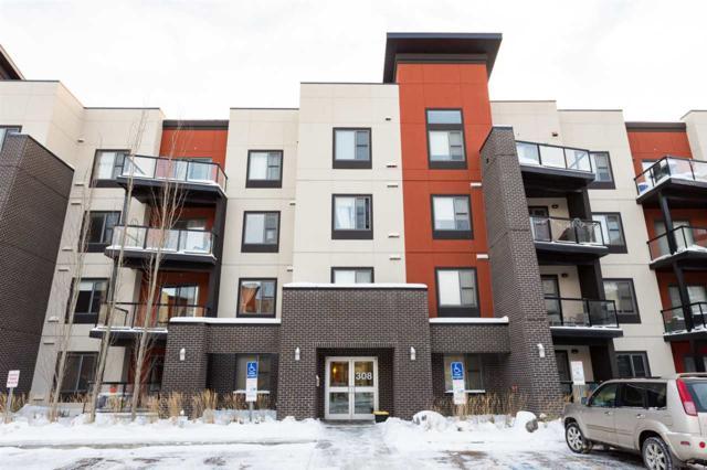 437 308 Ambelside Link, Edmonton, AB T6W 0V3 (#E4137710) :: The Foundry Real Estate Company