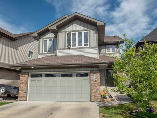 2613 Anderson Crescent, Edmonton, AB T6W 0K9 (#E4137771) :: The Foundry Real Estate Company