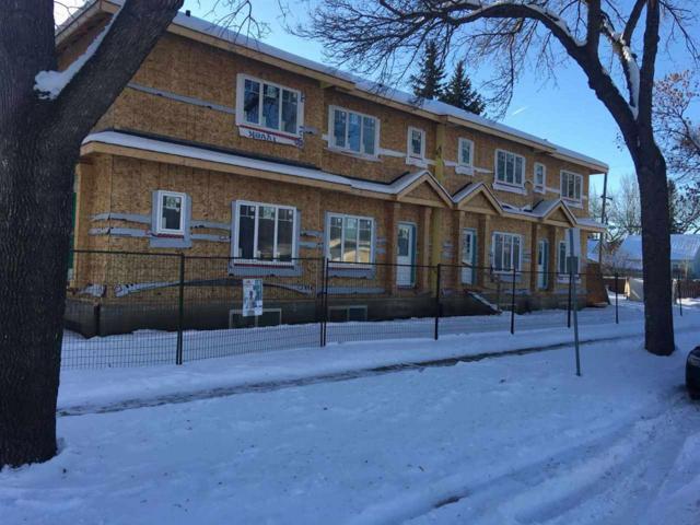 1 10405 113 Avenue, Edmonton, AB T5G 2K7 (#E4137788) :: The Foundry Real Estate Company