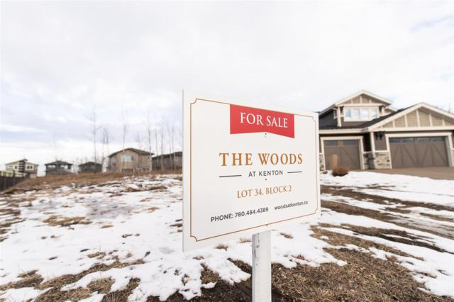 36 Kenton Woods Lane, Spruce Grove, AB T7X 0P8 (#E4137813) :: The Foundry Real Estate Company