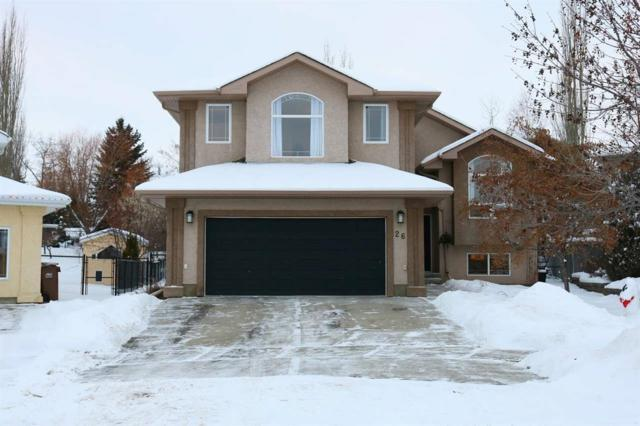 26 Overton Place, St. Albert, AB T8N 6W9 (#E4137827) :: The Foundry Real Estate Company