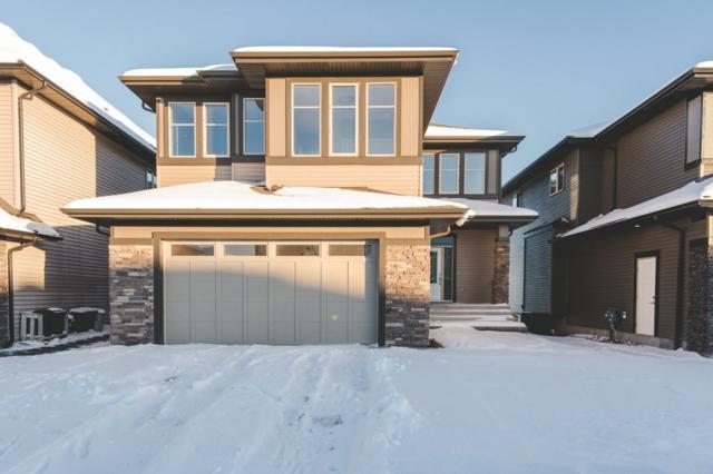 1258 Ainslie Way, Edmonton, AB T6E 3G1 (#E4137845) :: The Foundry Real Estate Company