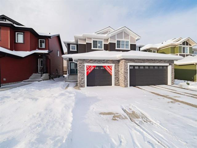 31 Prairie Gate, Spruce Grove, AB T7X 3Y3 (#E4137907) :: Müve Team | RE/MAX Elite