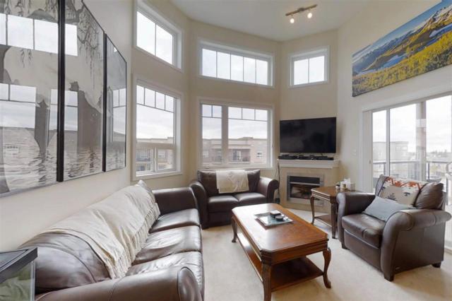 416 2035 Grantham Court, Edmonton, AB T5T 3X4 (#E4137908) :: The Foundry Real Estate Company
