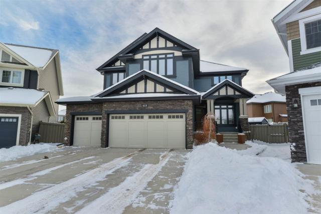 615 Windermere Court, Edmonton, AB T6W 0T2 (#E4137920) :: The Foundry Real Estate Company