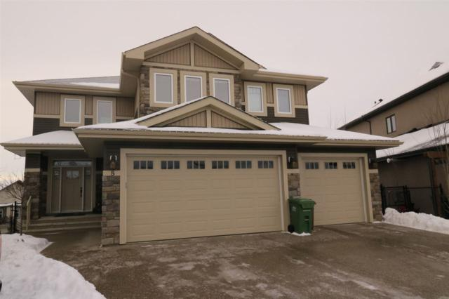 8 Nadia Place, St. Albert, AB T8N 4H8 (#E4138115) :: The Foundry Real Estate Company