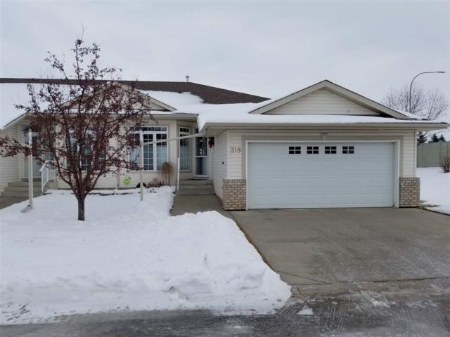 319 Ravine Villa(S), Leduc, AB T9E 8H3 (#E4138155) :: The Foundry Real Estate Company