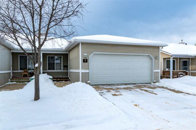 7 Village Lane, Rural Wetaskiwin County, AB T0C 2V0 (#E4138196) :: The Foundry Real Estate Company
