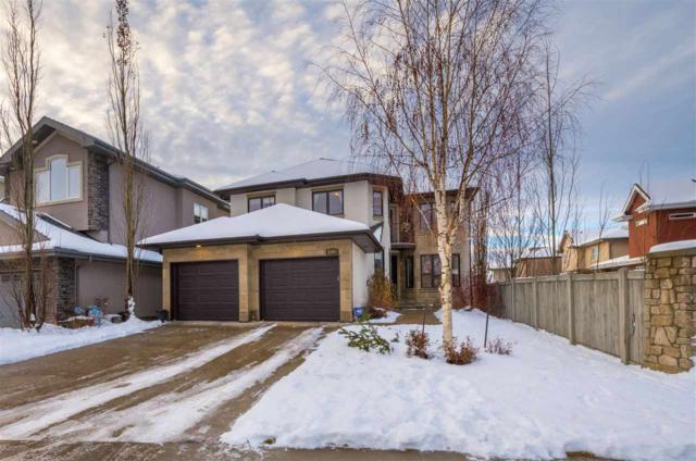 2108 Warry Way, Edmonton, AB T6W 0N9 (#E4138232) :: The Foundry Real Estate Company