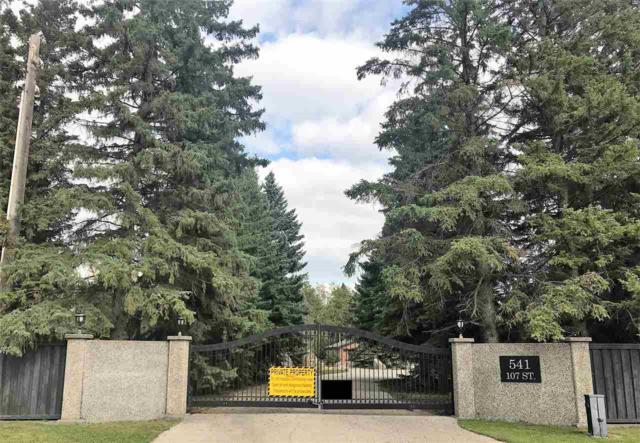 541 107 Street, Edmonton, AB T6W 1A2 (#E4138332) :: Müve Team | RE/MAX Elite