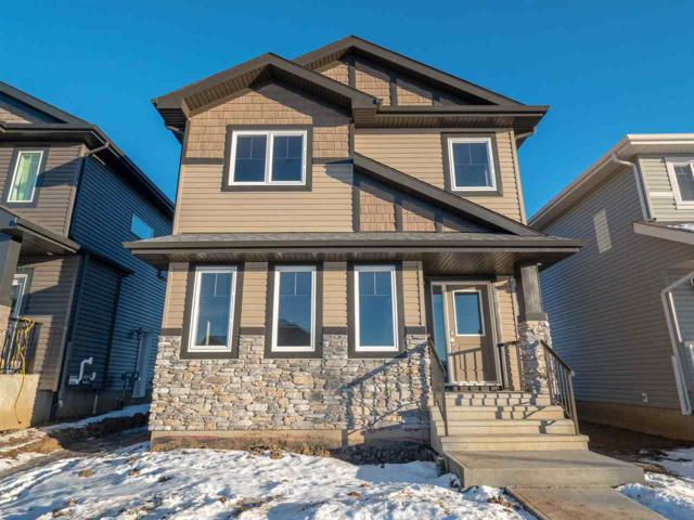 4609 36 Street, Beaumont, AB T4X 2W3 (#E4138476) :: The Foundry Real Estate Company